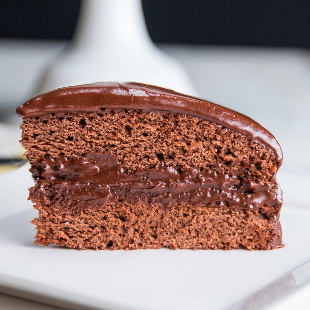 Vegan Chocolate Cake Recipe By Tasty