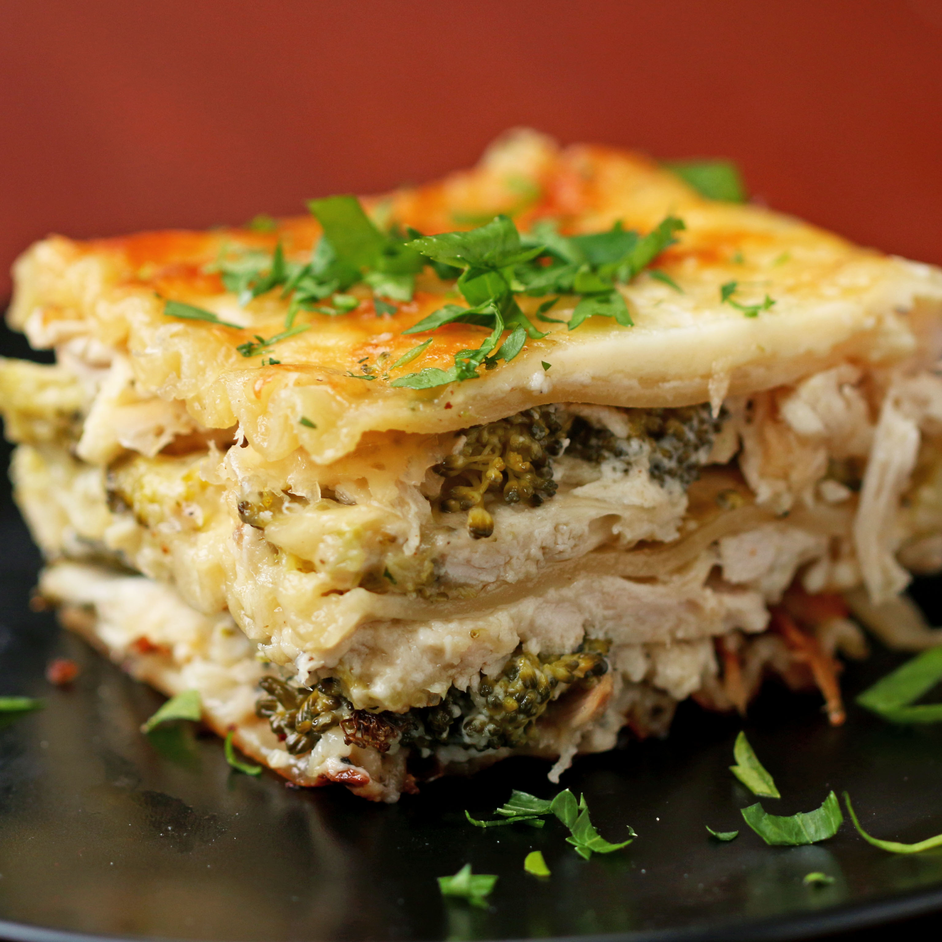 cheesy chicken broccoli bake recipe by tasty. Black Bedroom Furniture Sets. Home Design Ideas