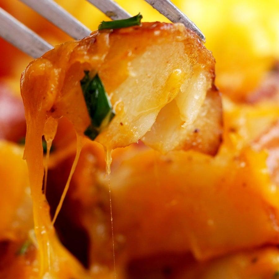 Cheddar Ranch Potatoes