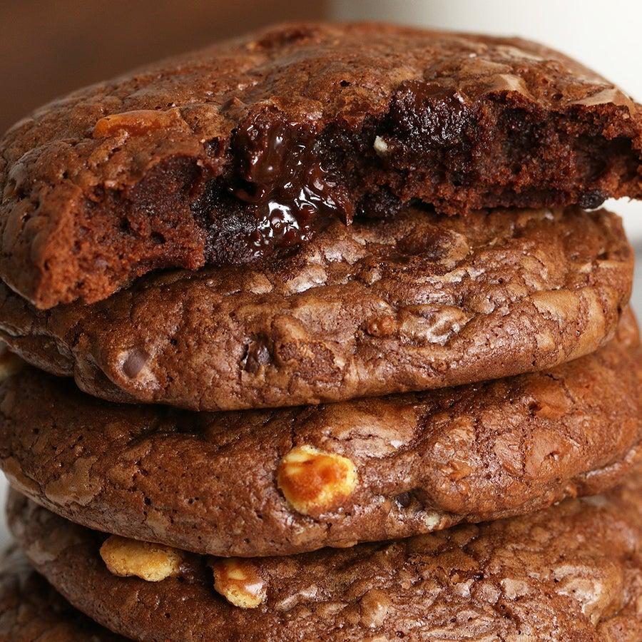 Brownie Fudge Cookies