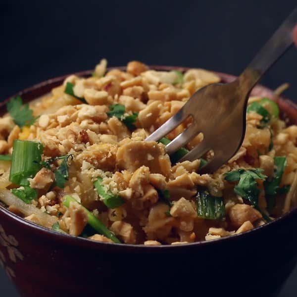 Thai Coconut Curry Ramen Recipe by Tasty