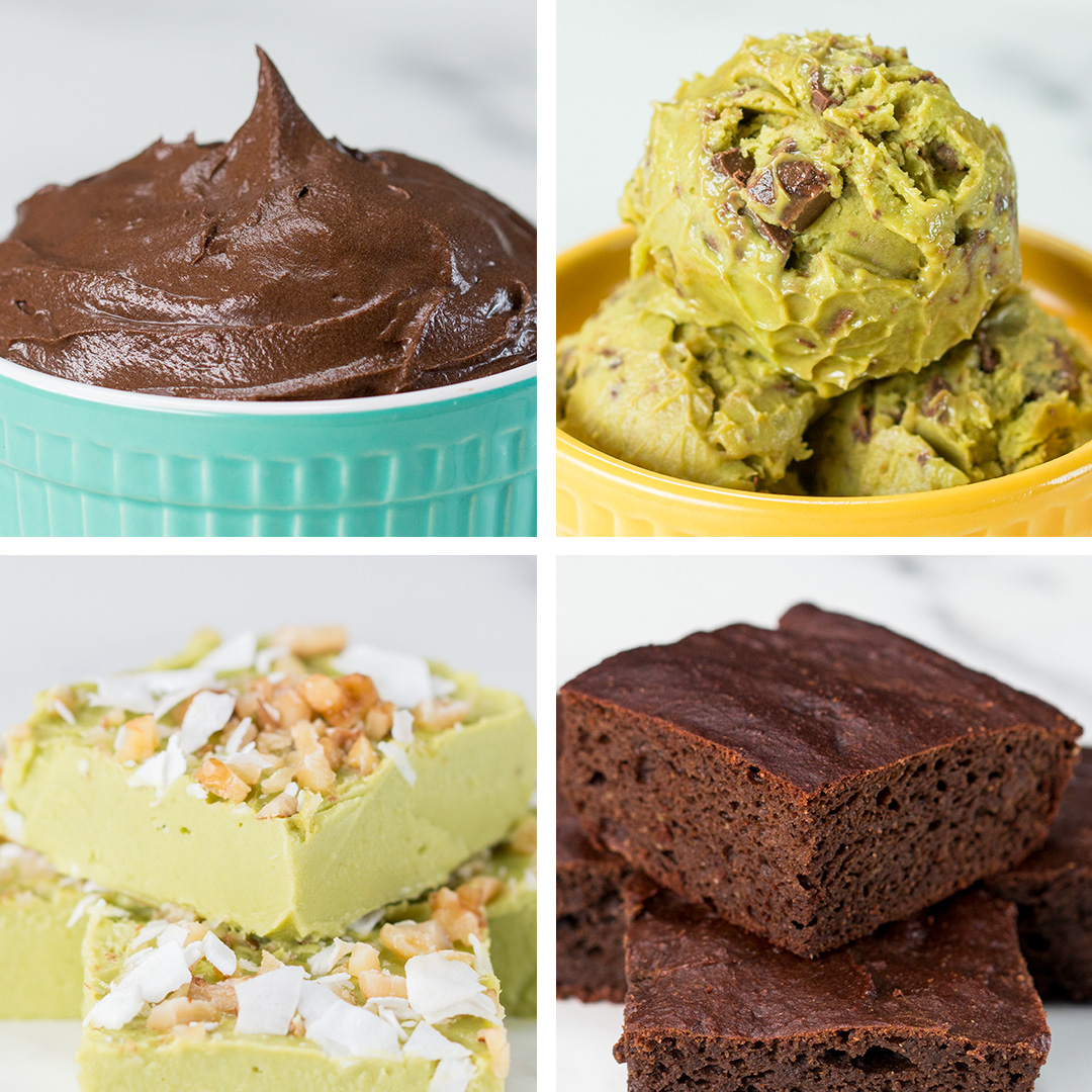 5 Desserts You Can Make With Avocado