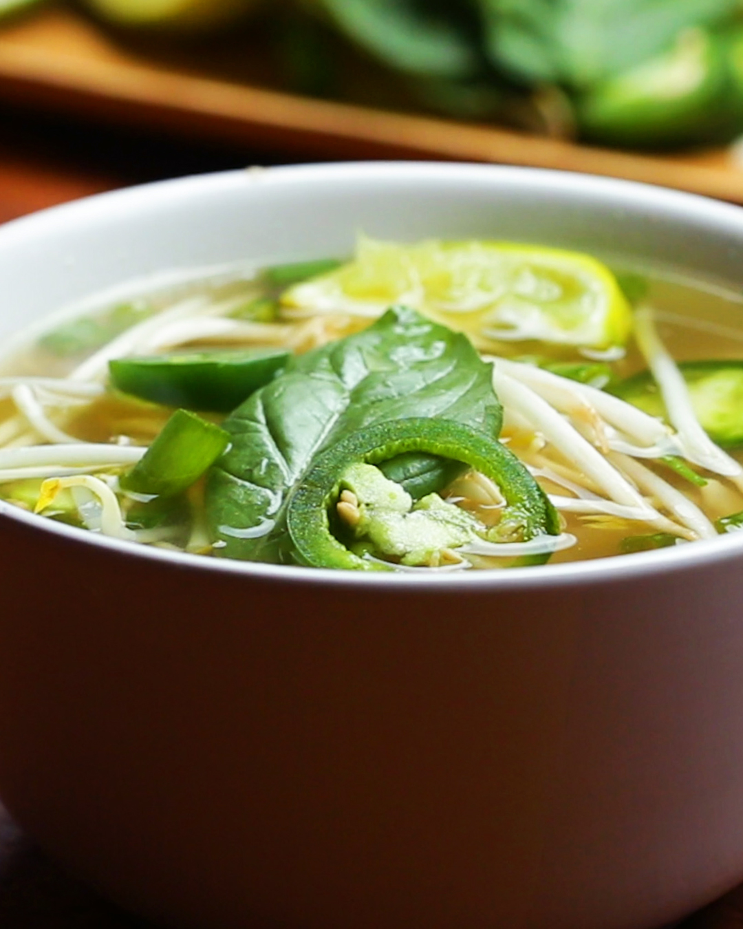 Quick 30 Minute Chicken Pho Recipe By Tasty