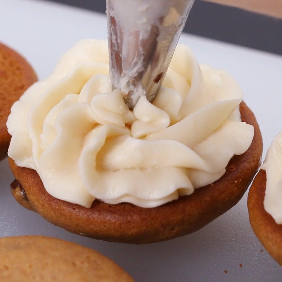 Pumpkin Chocolate Chip Whoopie Pies