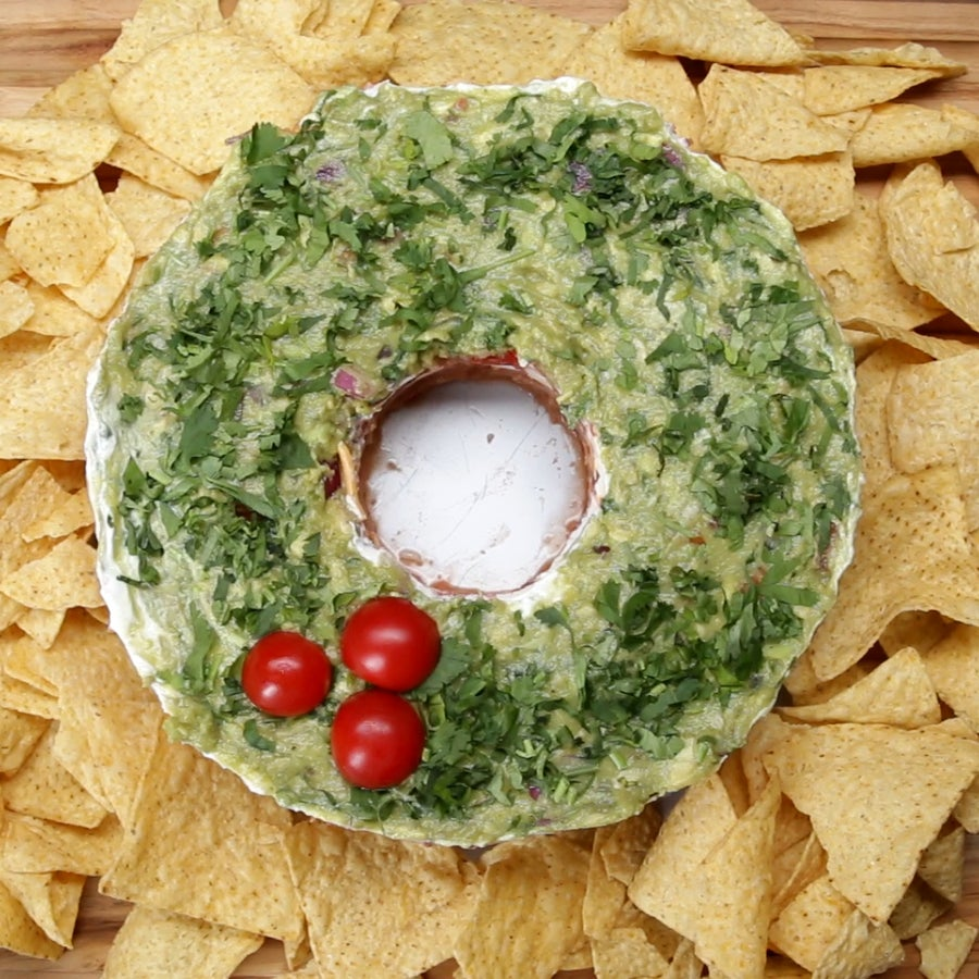 5-layer Dip Wreath