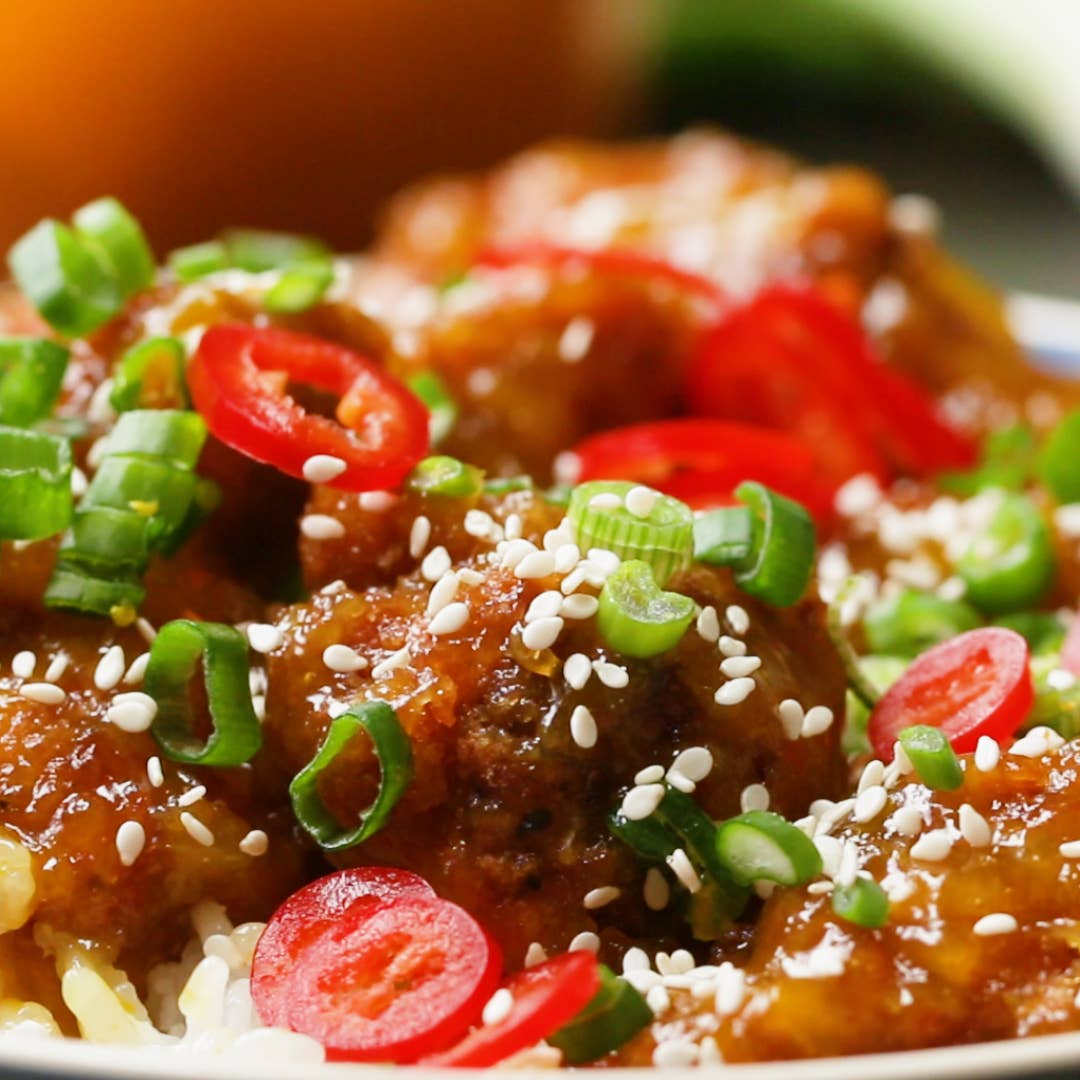 Chinese Takeaway Style Orange Chicken Recipe By Tasty