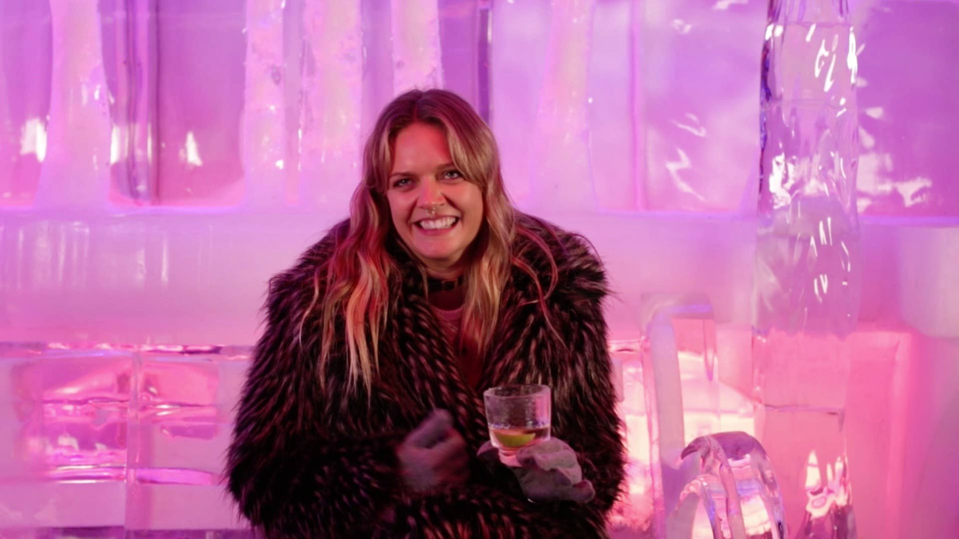 We Hung Out With Tove Lo In An Ice Bar In NYC And It Was Cool AF