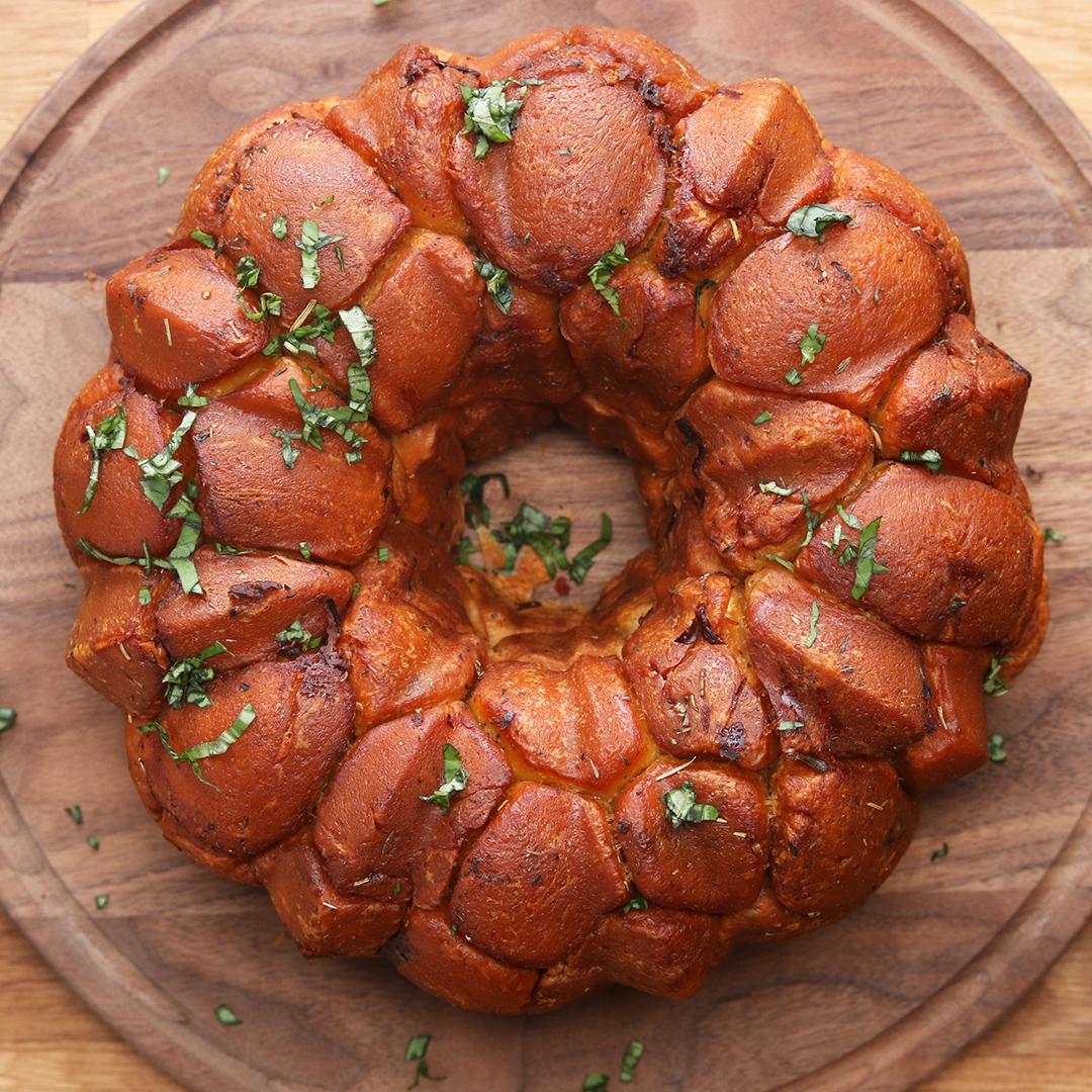 Monkey Bread Brie Fondue Recipe By Tasty