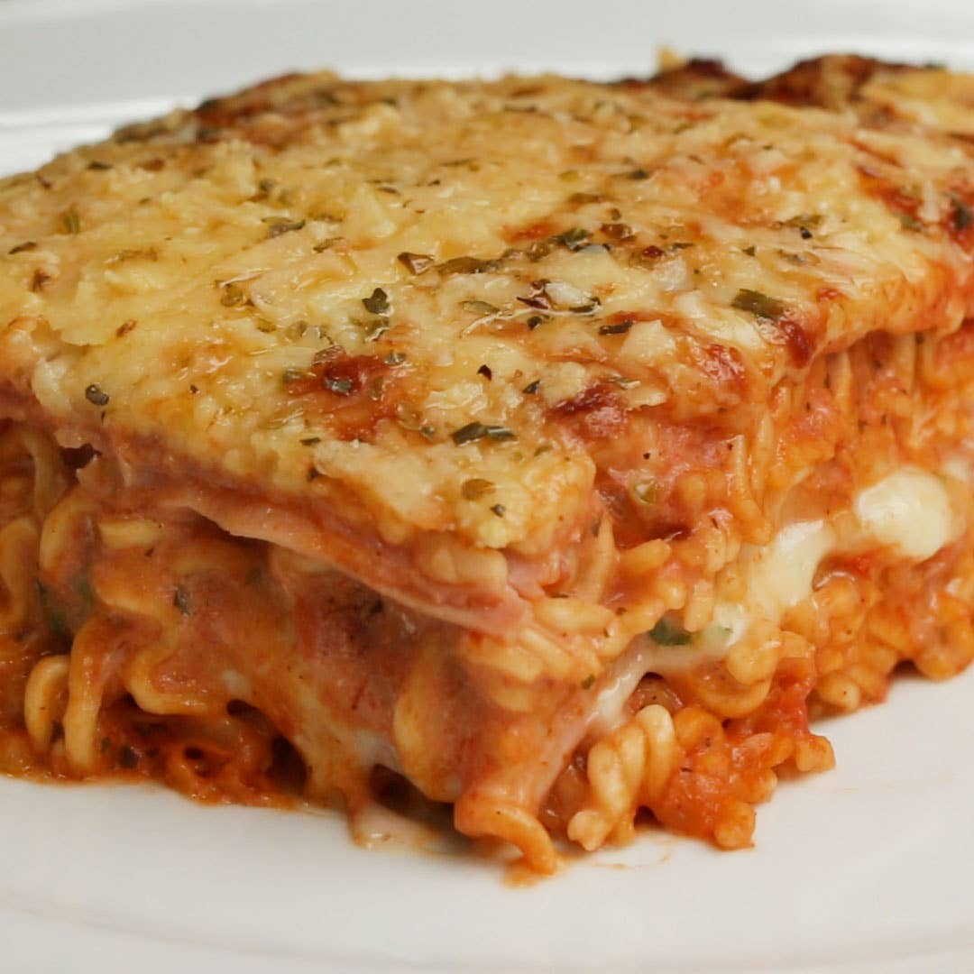 Instant Noodle Lasagna By Tasty Demais Recipe By Tasty