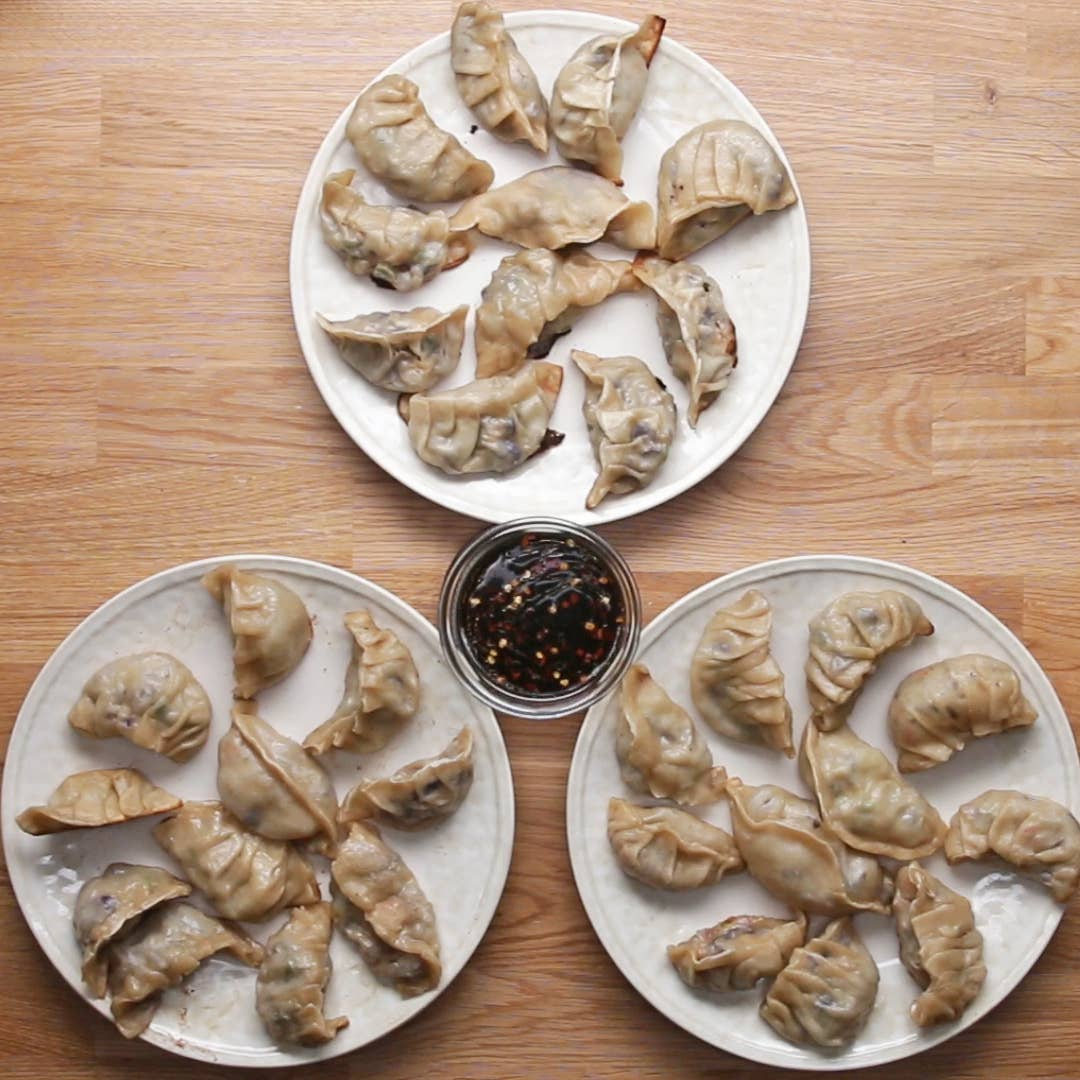 Homemade Dumplings Recipe By Tasty