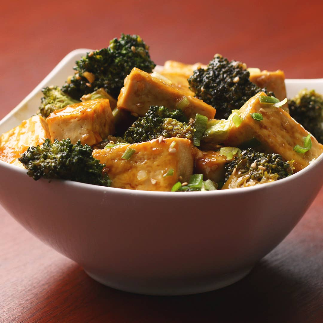 Chinese Takeout Style Tofu And Broccoli Recipe By Tasty