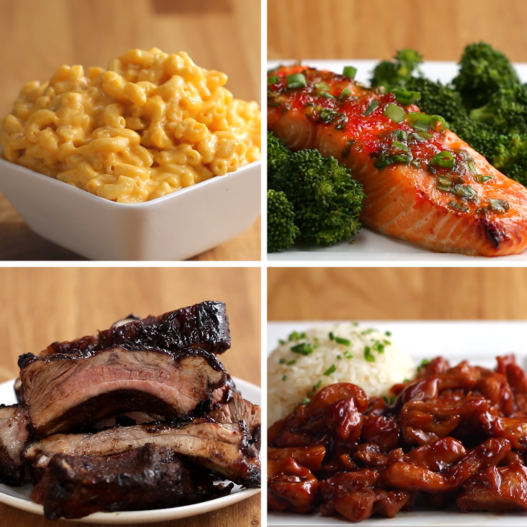4 easy 3 ingredient dinners recipes