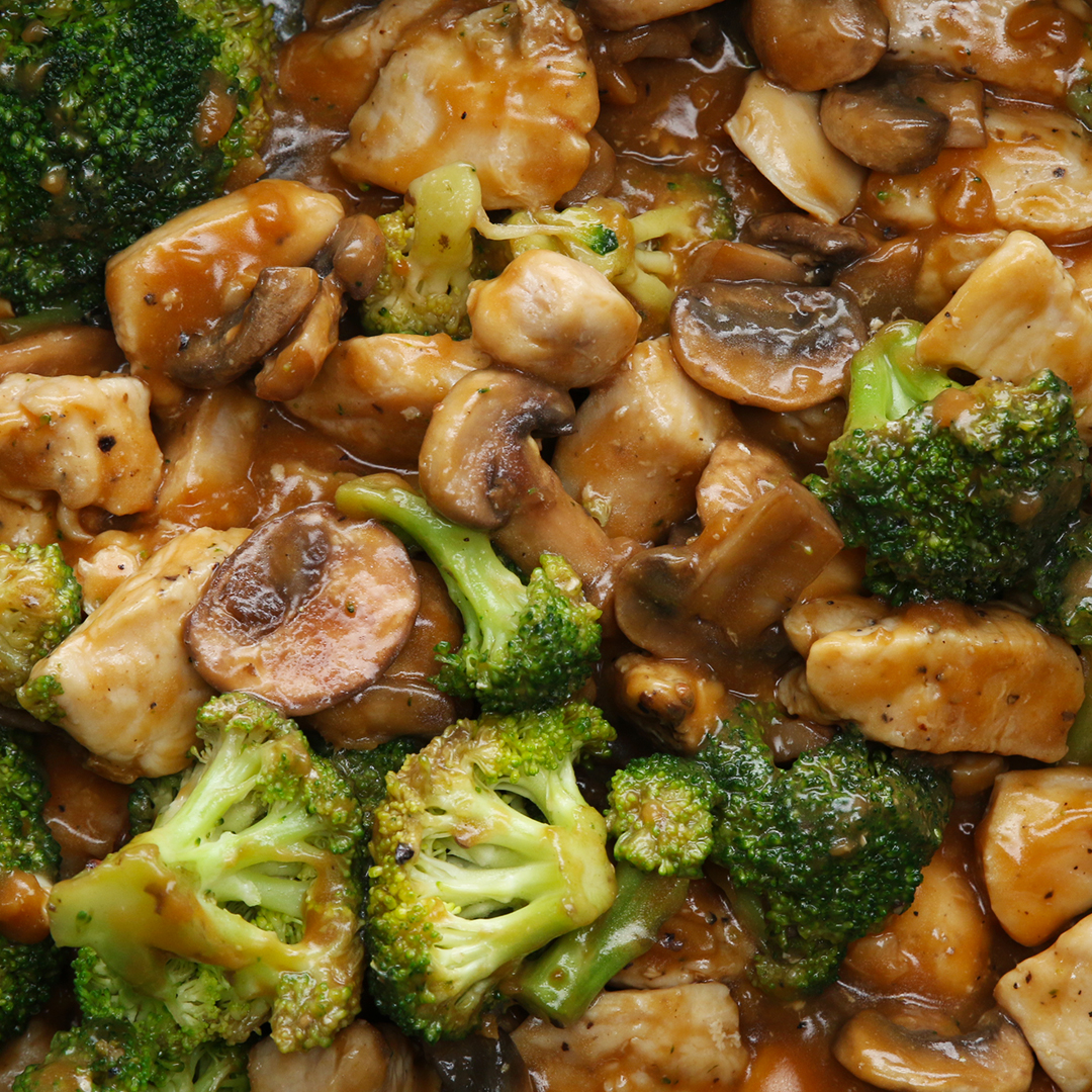 Broccoli Chicken Chinese Recipes-8572