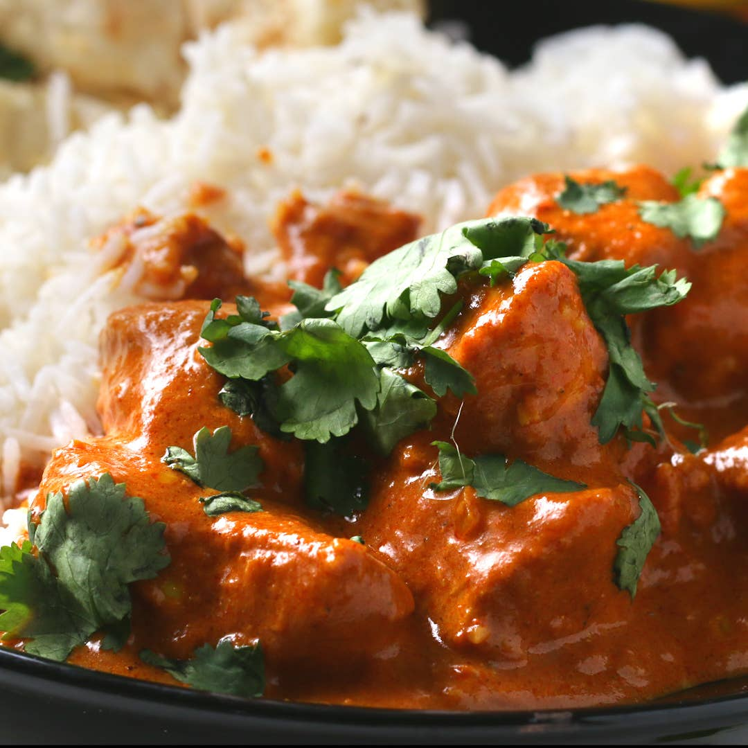 Homemade Chicken Tikka Masala Recipe By Tasty