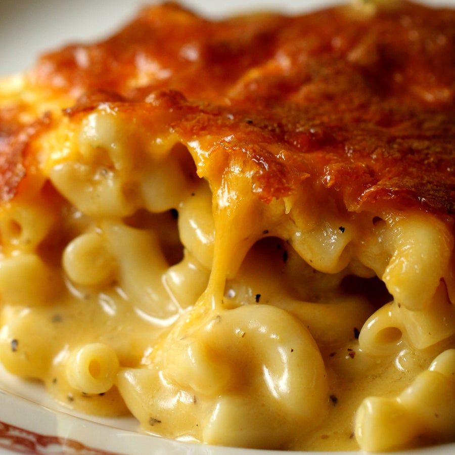 Five-cheese Mac and Cheese