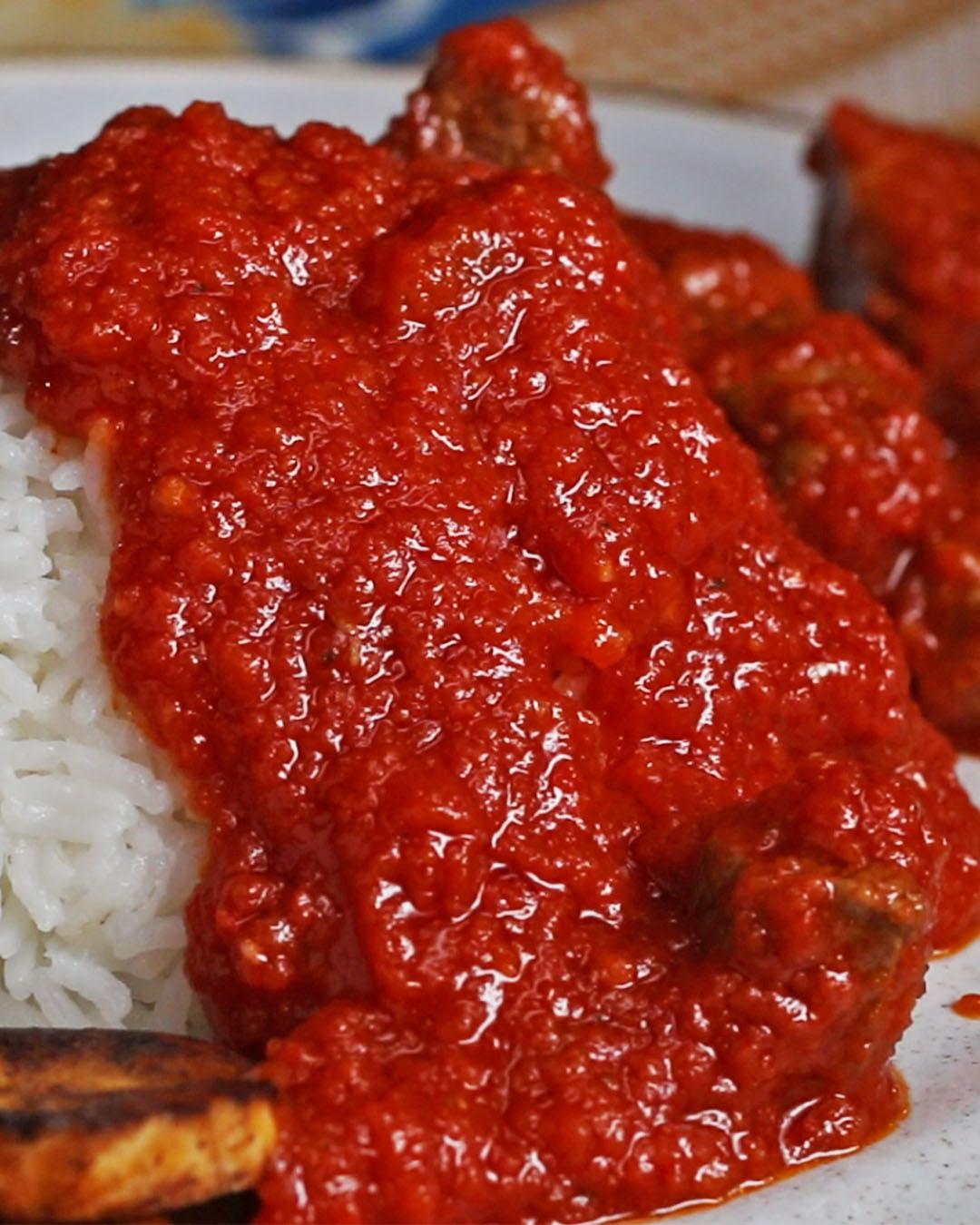 Nigerian Beef Stew Recipe By Tasty