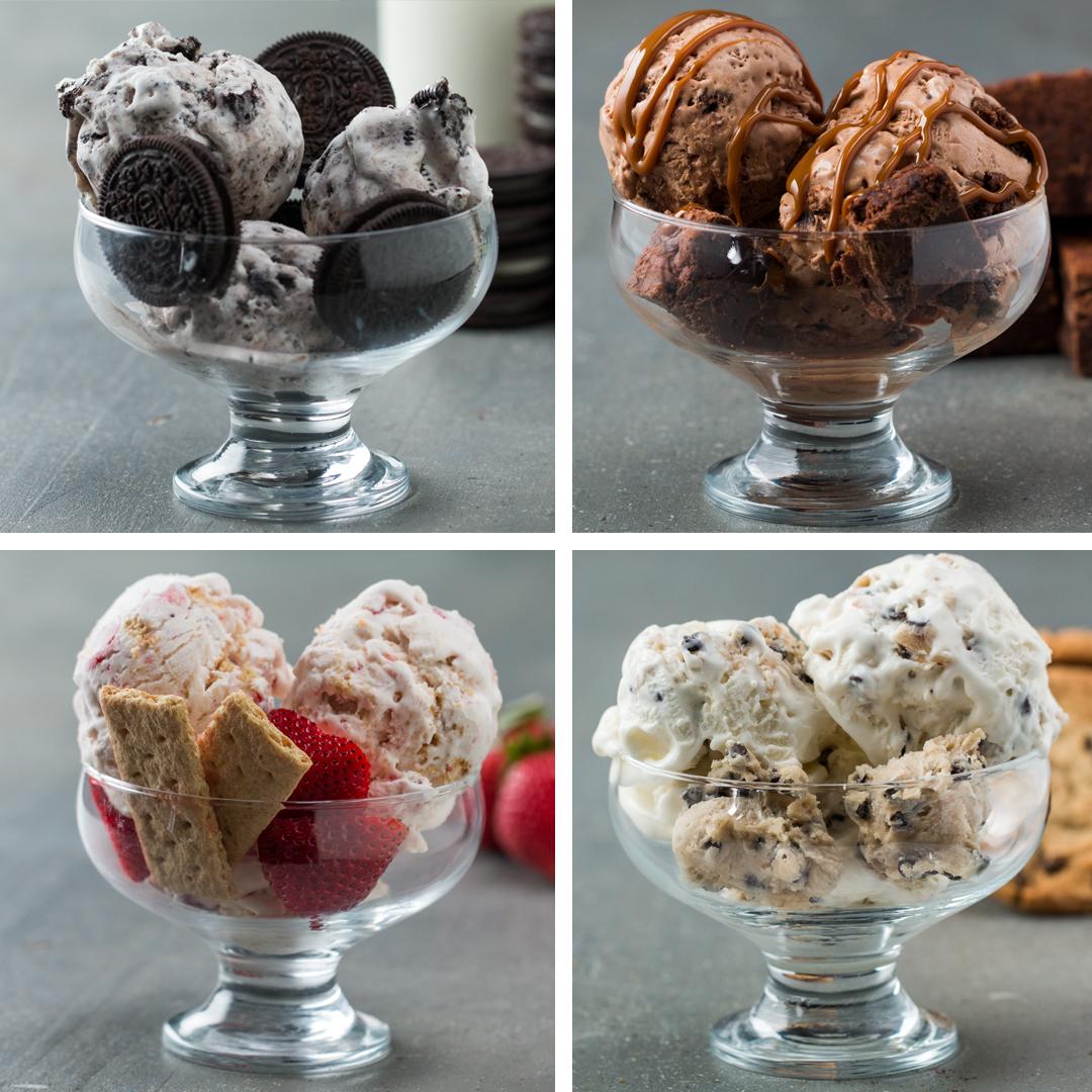 17 Best Images About Ice Cream On Pinterest: Homemade Ice Cream 4 Ways