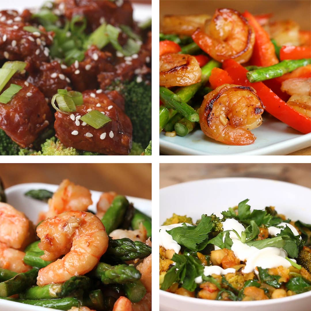 Dinners Under 500 Calories Recipes