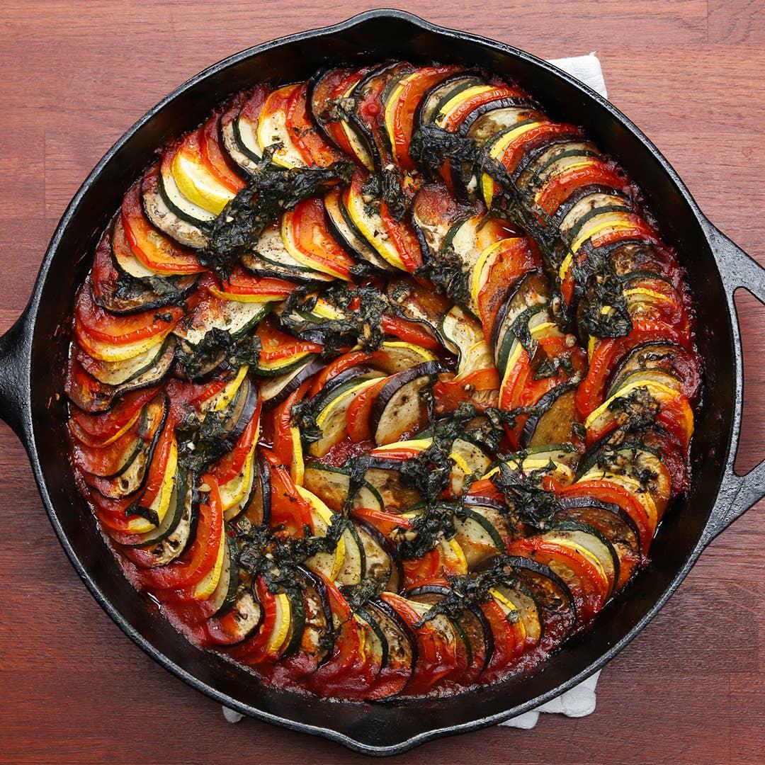 Ratatouille Recipe By Tasty