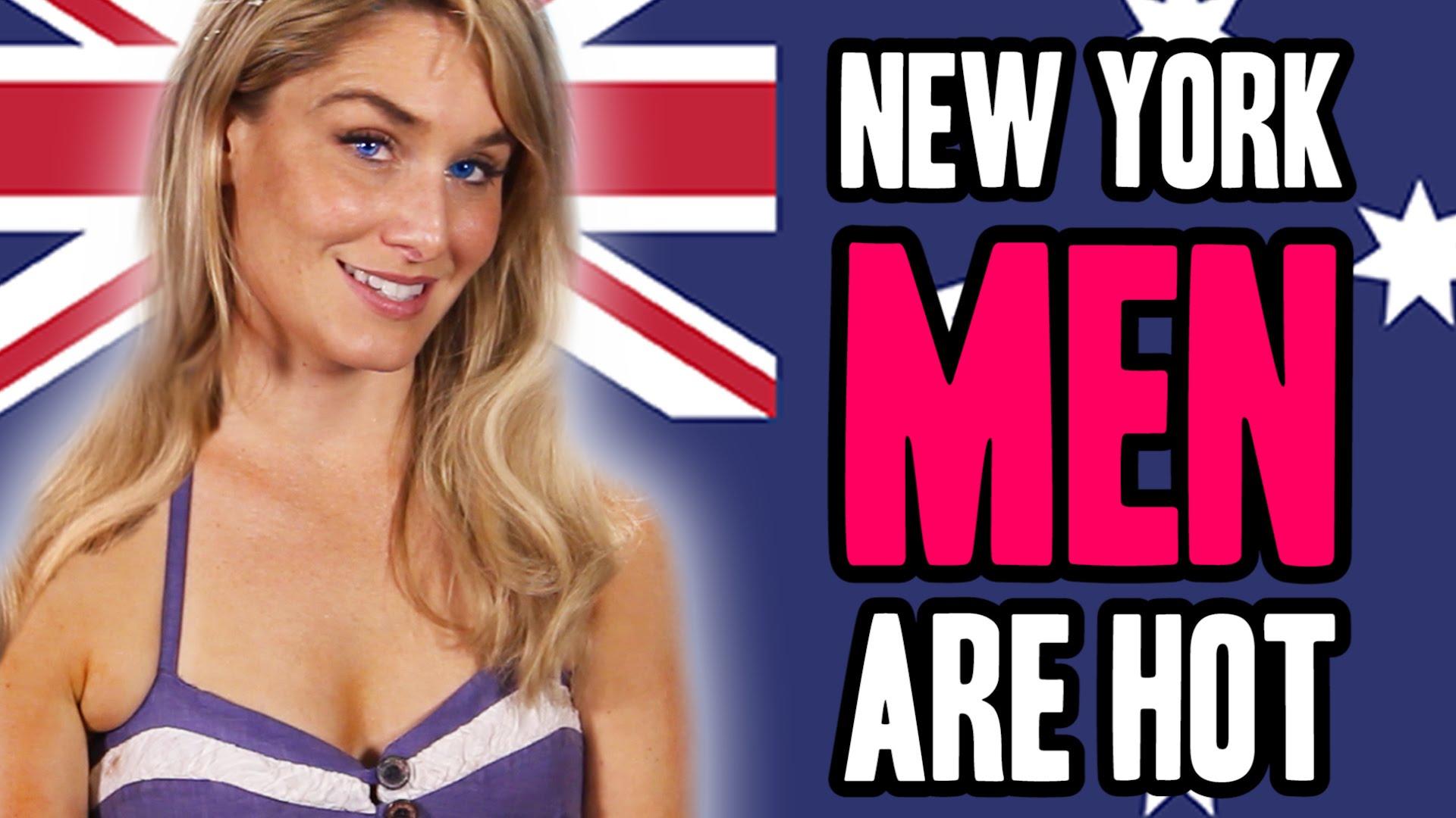British girl dating american guy