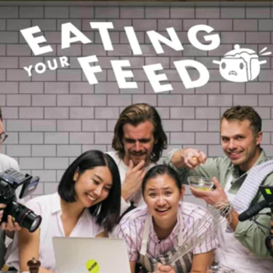 Eating Your Feed Logo