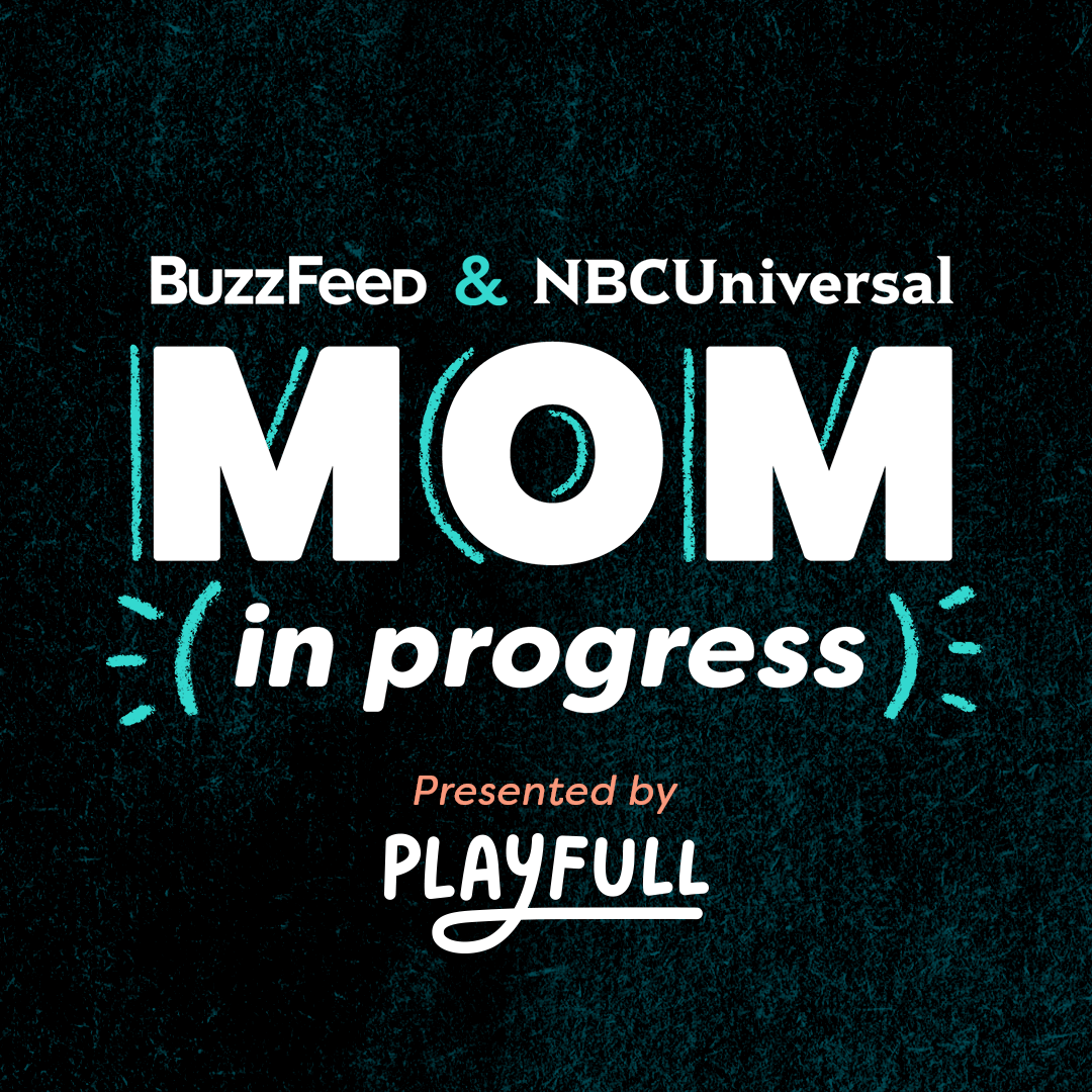 Mom In Progress Logo