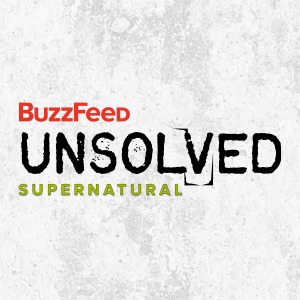 Unsolved: Supernatural Logo
