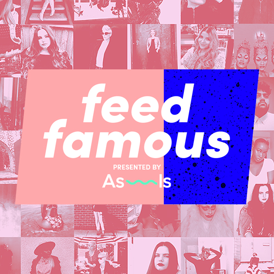 Feed Famous Logo