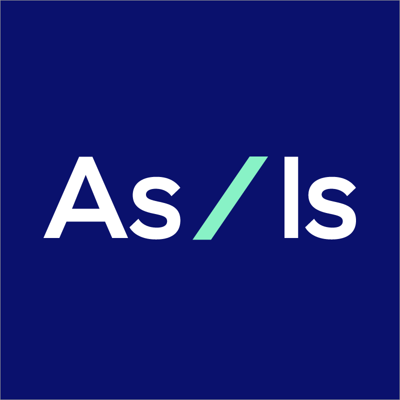 As/Is Logo