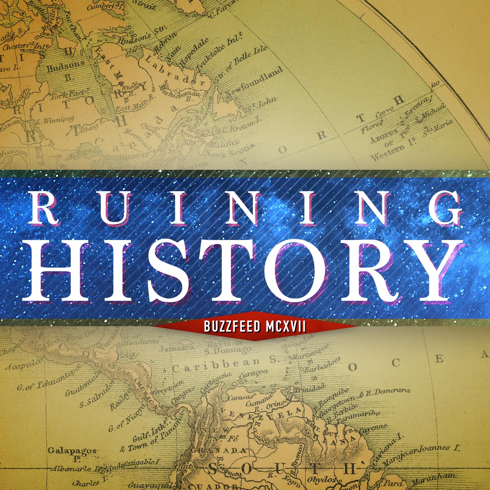 Ruining History Logo