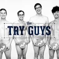 Try Guys Logo