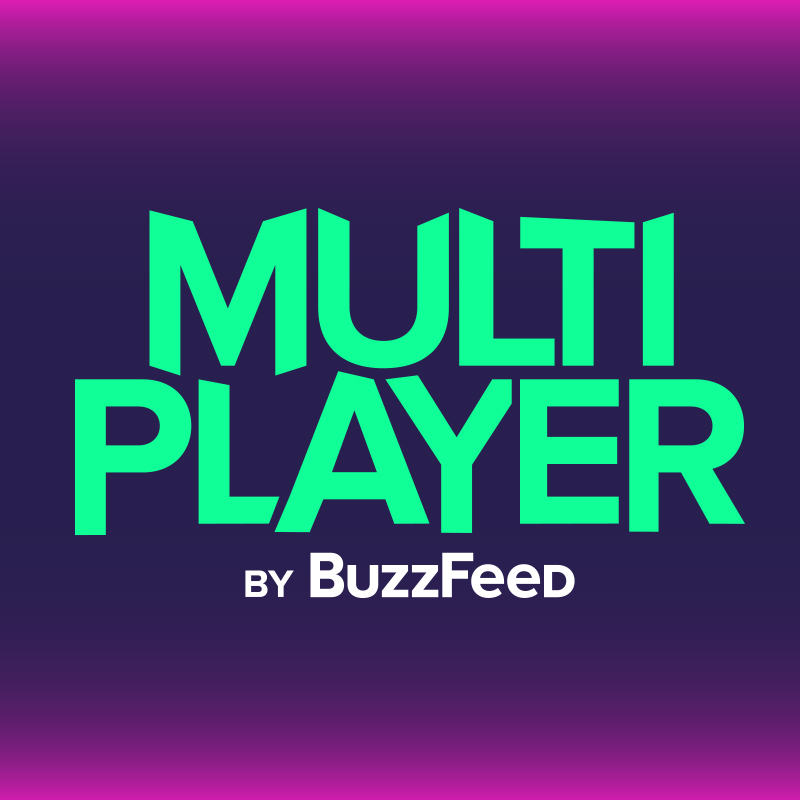 Multiplayer by BuzzFeed Logo